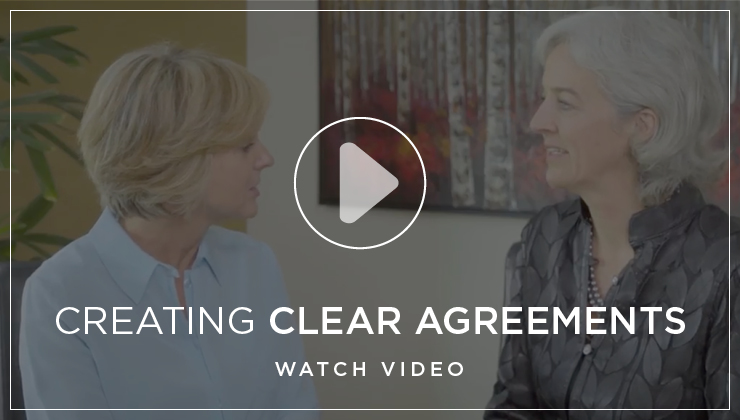 Creating Clear Agreements