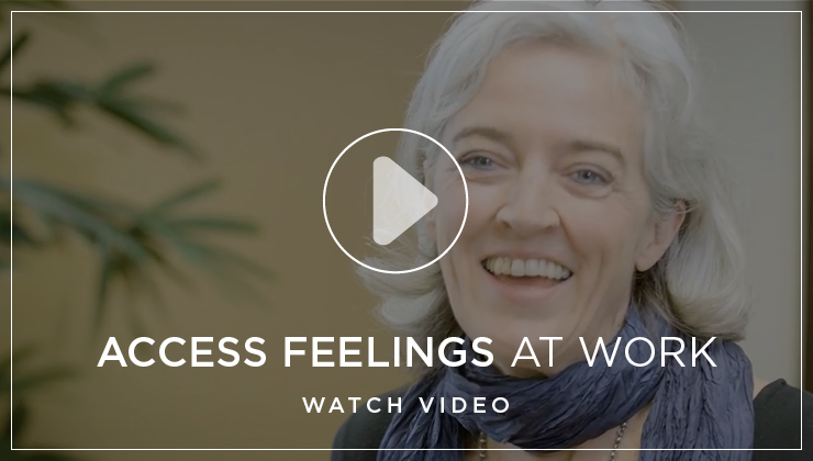 How to Access your Feelings at Work